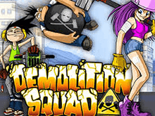 Игровой автомат Demolition Squad – играйте в автомат онлайн в клубе Вулкан